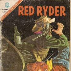 Tebeos: RED RYDER. Lote 56951670