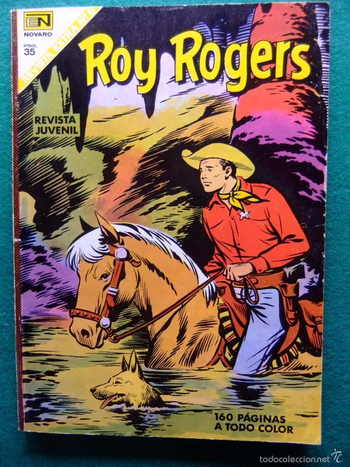 ROY ROGERS EXTRA Nº 6 NOVARO (Tebeos y Comics - Novaro - Roy Roger)