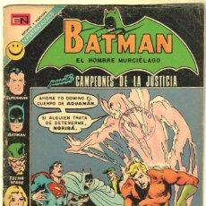 Tebeos: BATMAN EL HOMBRE MURCIELAGO - NOVARO Nº 645. Lote 57275356