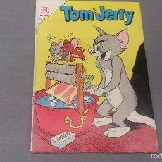 Tebeos: COMIC TOM Y JERRY NUM 208 AÑO 1964 MUY BUEN ESTADO NOVARO-SEA. Lote 57393782