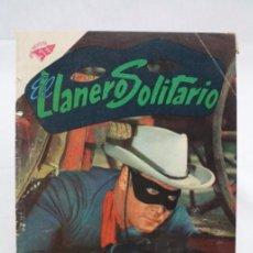 Tebeos: CÓMIC EL LLANERO SOLITARIO - LA NUEVA ARMA. Nº 84 - EDICIONES RECREATIVAS / NOVARO, AÑOS 60. Lote 57433695