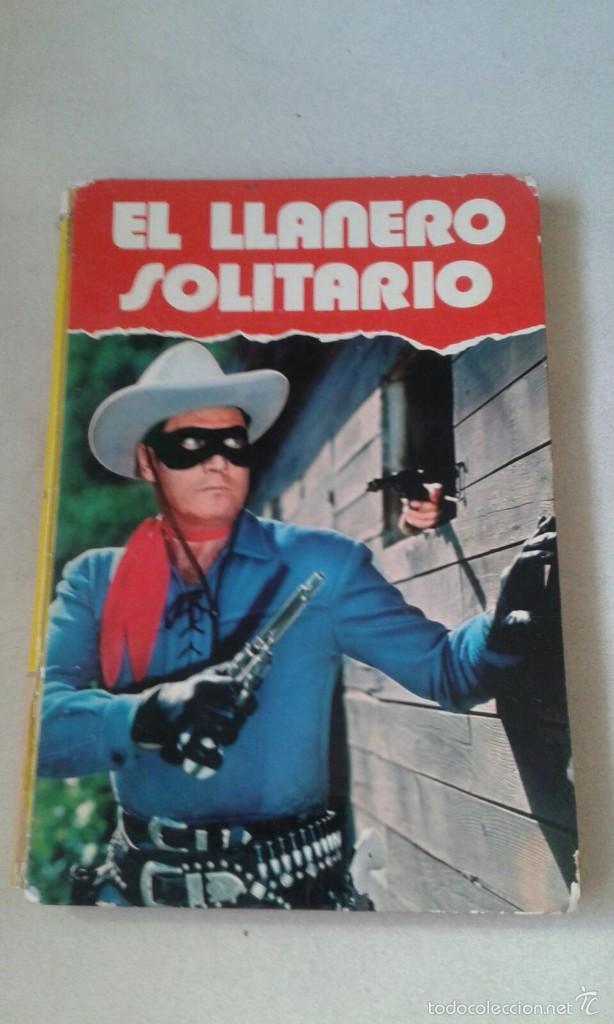 COMIC EL LLANERO SOLITARIO (Tebeos y Comics - Novaro - El Llanero Solitario)