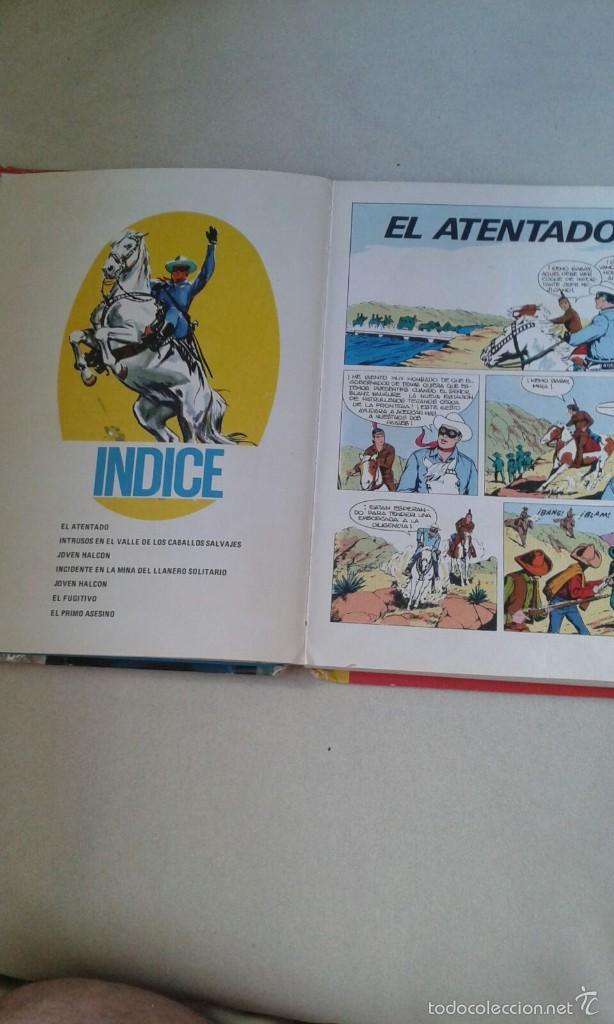 Tebeos: COMIC EL LLANERO SOLITARIO - Foto 5 - 57507066