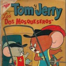 Tebeos: TOM Y JERRY - LOS DOS MOSQUESEROS - Nº 59 - NOVARO - UNA REVISTA SEA - JULIO 1956 - BIEN. Lote 57548120