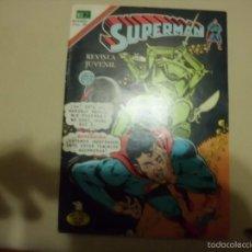 Tebeos: SUPERMAN Nº 1166 NOVARO. Lote 57633734