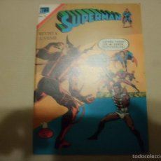 Tebeos: SUPERMAN Nº 1111 NOVARO. Lote 57633808