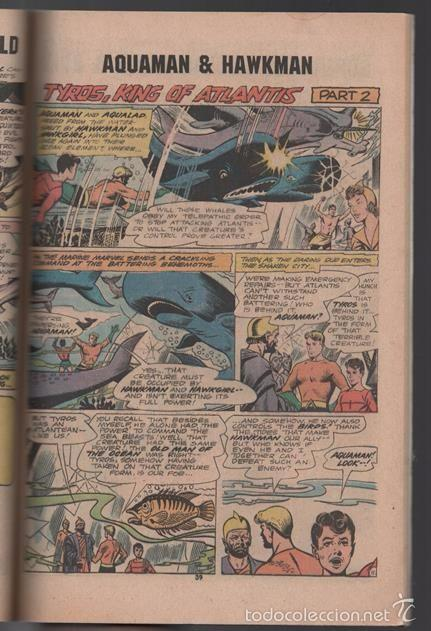 Tebeos: BATMAN AND MR. MIRACLE # 112 DC THE BRAVE AND THE BOLD IRV NOVICK JIM APARO AQUAMAN 100 PAG EXCELENT - Foto 4 - 57672168