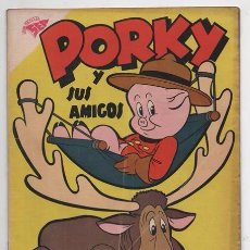 Tebeos: PORKY Y SUS AMIGOS # 87 NOVARO 1958 PIOLIN & SILVESTRE PATO LUCAS EXCELENTE 60 #S EN VENTA. Lote 57810573