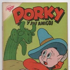 Tebeos: PORKY Y SUS AMIGOS # 89 NOVARO 1959 PIOLIN & SILVESTRE PATO LUCAS EXCELENTE 60 #S EN VENTA. Lote 57810616