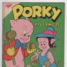 Tebeos: PORKY Y SUS AMIGOS # 92 NOVARO 1959 PIOLIN & SILVESTRE PATO LUCAS EXCELENTE 60 #S EN VENTA. Lote 57810631