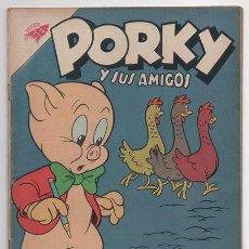 Tebeos: PORKY Y SUS AMIGOS # 93 NOVARO 1959 PIOLIN & SILVESTRE PATO LUCAS BUEN ESTADO 60 #S EN VENTA. Lote 57813282