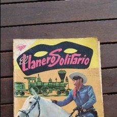 Tebeos: EL LLANERO SOLITARIO Nº 85 - EDITORIAL NOVARO 1960 . Lote 57835810