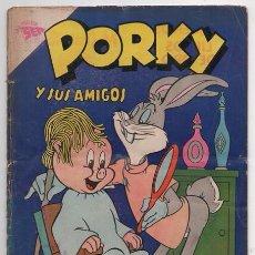 Tebeos: PORKY Y SUS AMIGOS # 105 NOVARO 1960 PIOLIN & SILVESTRE PATO LUCAS CON DETALLES 60 #S EN VENTA. Lote 57915788