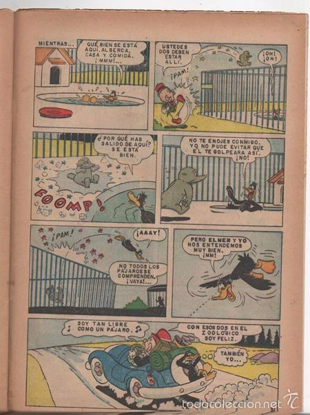 Tebeos: PORKY Y SUS AMIGOS # 108 NOVARO 1960 PIOLIN & SILVESTRE PATO LUCAS BUEN ESTADO 60 #S EN VENTA - Foto 4 - 57915872