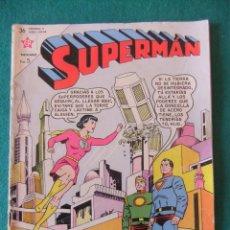 Tebeos: SUPERMAN Nº 413 EDITORIAL NOVARO. Lote 58223673