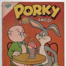 Tebeos: PORKY Y SUS AMIGOS # 115 NOVARO 1961 PIOLIN & SILVESTRE PATO LUCAS BUEN ESTADO 60 #S EN VENTA. Lote 58271827