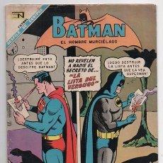 Tebeos: BATMAN # 443 NOVARO 1968 BATMAN, ROBIN & SUPERMAN CURT SWAN & GEORGE KLEIN EXCELENTE ESTADO. Lote 58352857