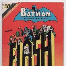 Tebeos: BATMAN # 462 FLASH NOVARO 1969 JOHN BROOME CARMINE INFANTINO SID GREENE IMPECABLE. Lote 58353127