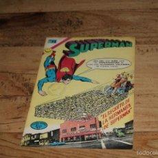 Tebeos: SUPERMAN Nº 884 NOVARO. Lote 58353290