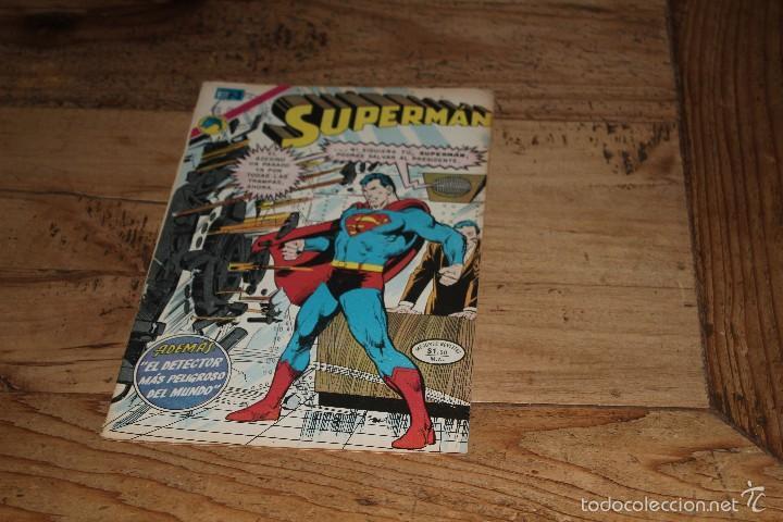 SUPERMAN Nº 896 NOVARO (Tebeos y Comics - Novaro - Superman)