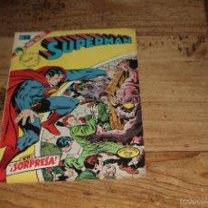 Tebeos: SUPERMAN Nº 911 NOVARO. Lote 58353351