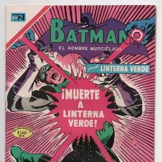 Tebeos: BATMAN # 515 NOVARO 1970 DENNY O´NEIL MIKE SEKOWSKY & JOE GIELLA IMPECABLE. Lote 58353683