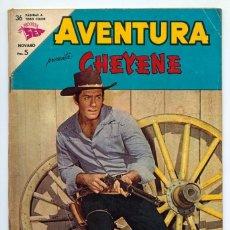 Tebeos: AVENTURA - Nº 306 - CHEYENE - SEA - 1963. Lote 58443825
