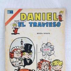 Tebeos: CÓMIC TAPA BLANDA - DANIEL EL TRAVIESO. Nº 138 - ED. NOVARO, AÑO 1973. Lote 58496837