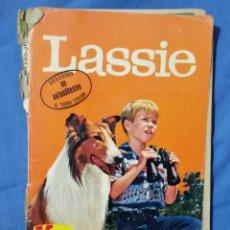 Tebeos: LASSIE - 1969 - COLECCIÓN MICO - (JAGUAR NEGRO, LA CIUDAD PERDIDA, EL LOBO, UN PROBLEMA DE HIGIENE). Lote 58645004