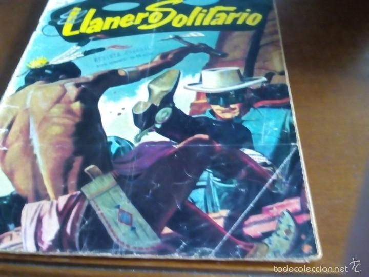 LLANERO SOLITARIO N-153 (Tebeos y Comics - Novaro - El Llanero Solitario)