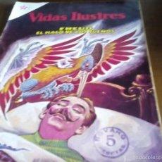 Tebeos: VIDAS ILUSTRES N-88. Lote 58677790