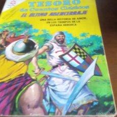 Tebeos: TESOROS DE CUENTOS CLASICOS N-102. Lote 58677843