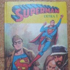 Tebeos: SUPERMAN LIBROCOMIC EXTRA NUMERO 1. Lote 58860191