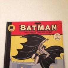 Tebeos: BATMAN. LA HISTORIA DEL CABALLERO OSCURO. KRAKEN 2011. RALPH COSENTINO. Lote 59036905