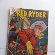 Tebeos: RED RYDER Nº 135 NAVARO ORIGINAL. Lote 59583347