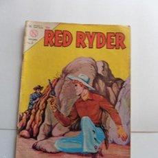 Tebeos: RED RYDER Nº 112 NAVARO ORIGINAL. Lote 59583563