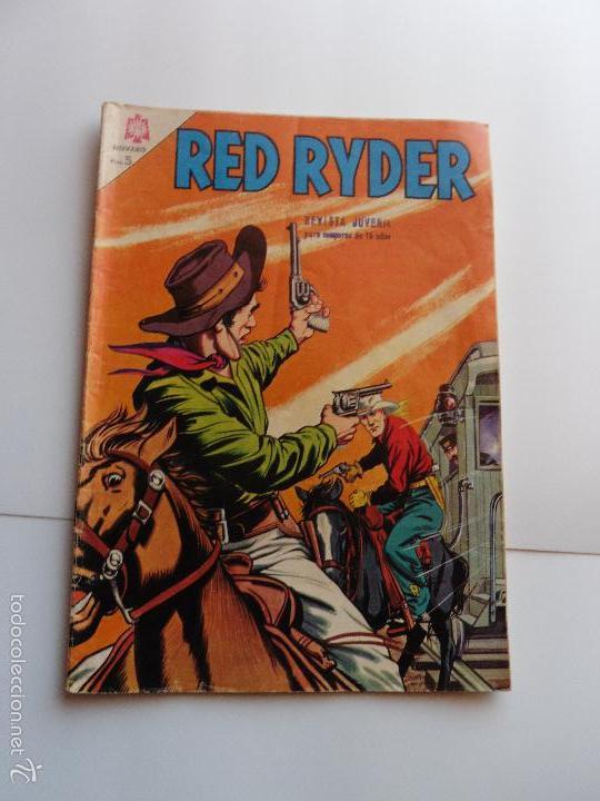RED RYDER Nº 121 NAVARO ORIGINAL (Tebeos y Comics - Novaro - Red Ryder)