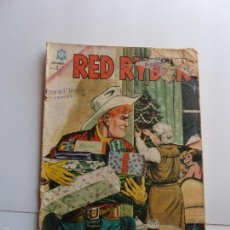 Tebeos: RED RYDER Nº 122 NAVARO ORIGINAL. Lote 59583655
