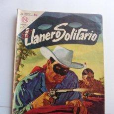 Tebeos: LLANERO SOLITARIO Nº 129 NOVARO ORIGINAL. Lote 59583943