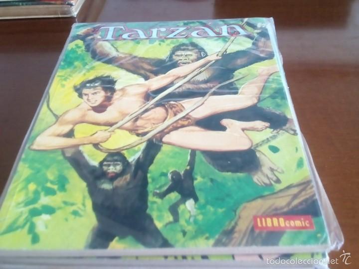TARZAN LIBROCOMIC N-23 (Tebeos y Comics - Novaro - Tarzán)