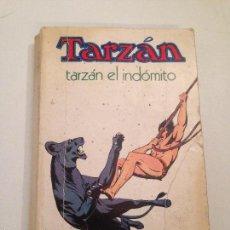 Tebeos: TARZAN NOVELA Nº 7. EL INDOMITO. NOVARO.. Lote 60369603