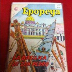 BDs: NOVARO EPOPEYA NUMERO 70 BUEN ESTADO REF.20. Lote 60667847