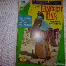 Tebeos: NOVARO DOMINGOS ALEGRES 964 LANCELOT LINK. Lote 95496296