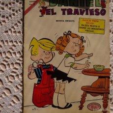 Tebeos: NOVARO DANIEL EL TRAVIESO 137. Lote 60887551