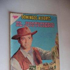 Tebeos: DOMINGOS ALEGRES EL JUSTICIERO Nº 389 ORIGINAL. Lote 61340995
