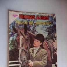 Tebeos: DOMINGOS ALEGRES JUEGO DE JUVENTUD Nº 486 ORIGINAL. Lote 61342067