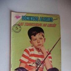 Tebeos: DOMINGOS ALEGRES LAS TRAVESURAS DE LUISIN Nº 479 ORIGINAL. Lote 61342319