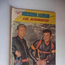 Tebeos: DOMINGOS ALEGRES LOS ACUANAUTAS Nº 442 ORIGINAL. Lote 61353494
