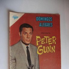 Tebeos: DOMINGOS ALEGRES PETER GUNN Nº 414 ORIGINAL. Lote 61366943