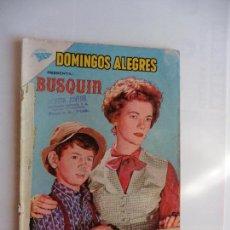 Tebeos: DOMINGOS ALEGRES BUSQUIN Nº 379 ORIGINAL. Lote 61377403
